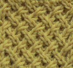 「knit lattice stitch」の画像検索結果