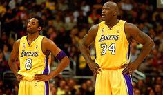 Ex miembro de Lakers, asegura que Shaquille amenazó de muerte a Kobe