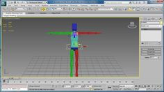 3ds Max - Custom Spline IK Solver on Vimeo