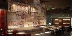 Qbara Restaurant, Dubai. Can't wait!