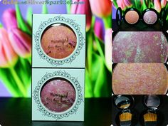 Mivagirl Kiss Kiss Velvet Color Blusher Review   Swatches #bbloggers #review #beauty #blush #pink #peach  If you find something interesting on bornprettystore.com and you want to make a purchase I have a 10% coupon code for you to use RAH10 (it is not an affiliate code).