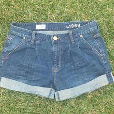 Gap shorts Gap cuffed shorts GAP Shorts Jean Shorts