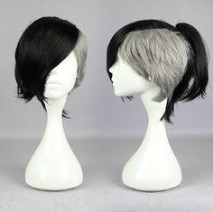 Tokyo Ghoul Uta Short Cosplay Wig