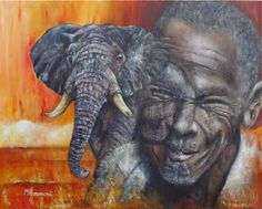 African Memory by Marc Haumont