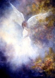 Guardian Angel Art Print Framed and Signed by MarinaPetroFineArt, $15.99  https://www.etsy.com/listing/116907244/guardian-angel-art-print-framed-and