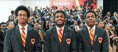 The Entire Senior Class of This Inner-City Chicago High School Gets Admitted to College | BlackandMarriedWithKids.com
