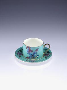 tableware from Shanghai Tang