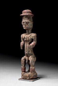 Warrior Spirit, Ocean Art, Art Auction, African Art, Buddha, Carving, Bronze, Statues, Objects