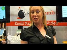 """Success story from customer Annaliese Quisisem about her first video email - the replies """"blew up"""" her phone  