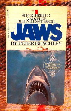 Ebook peter benchley download by jaws