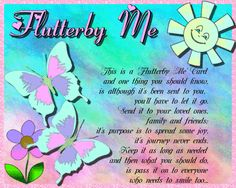 Time to spread some joy and create smiles with a 'flutterby me' card. Free online Pass It On ecards on Cute Cards Feeling Special, Feeling Happy, How Are You Feeling, Buddy Love, Sending Hugs, Warm Hug, Love Hug, Cute Panda, Big Hugs