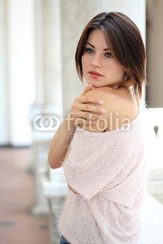 Ritratto di giovane ragazza  Model: Diana Mary