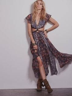 Free People Jasper Midi Dress at Free People Clothing Boutique