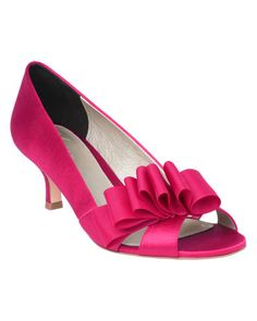 Eva Grosgrain Shoes by Phase Eight. Valentine's Day accessories