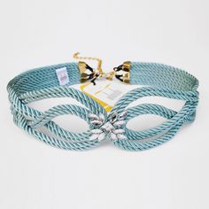 ● Cinturón de cordón de seda   Modelo CHARLOTTE   Diseño de OLVIDO MADRID Diy Jewelry, Jewelry Bracelets, Handmade Jewelry, Bridal Sash Belt, Bridal Belts, Diy Flower Crown, Shoe Pattern, Sash Belts, Diy Accessories
