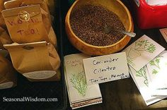 How to host a seed swap...