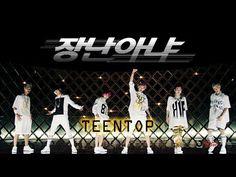 TEEN TOP(틴탑)_Rocking(장난아냐) MV Dance ver. << Their dancing is soooo good! Very impressive!