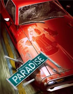 """Take me down to the paradise city."" Guns n roses! Paradise Wallpaper, City Wallpaper, Hd Wallpaper Android, Gaming Wallpapers, Burnout Paradise, Giant Bomb, Custom Muscle Cars, Paradise City, Hd Desktop"