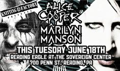 Cooper Manson at the Sovereign Center in Reading, PA