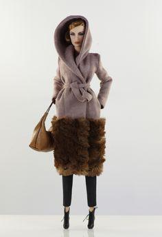 prepare for (FR2 body) set inc.: coat, top, pants, bag, shoes.