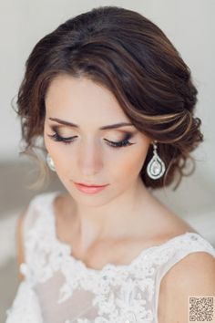 6. #Alluring Highlights - 17 #Makeup #Looks from Pinterest That'll Make You #Swoon ... → Makeup #Blushing