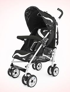 Wózek spacerowy Rider od firmy #Milly_Mally  #wozki #supermisiopl
