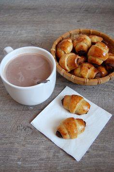 Blog Cuisine & DIY Bordeaux - Bonjour Darling - Anne-Laure: Battle Food #12 : Croissants briochés au chocolat