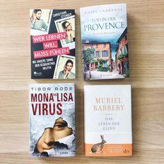 Zurück aus dem Osterurlaub warten wieder viele tolle Bücher auf uns - und natürlich auf euch! Schaut mal rein auf www.lovelybooks.de! Diese Schätze gibt es dort aktuell in Verlosungen und Leserunden zu gewinnen. Da ist doch bestimmt eins von eurem Wunschzettel dabei, oder? 😉  #LovelyBooks #lbleserunde #leserunde #buchverlosung #bookstagram #buchliebe #igreads