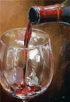 Victor Bauer - Pouring wine