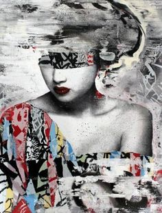 Hush – Unseen @ Corey Helford Gallery (California) | Ozarts Etc