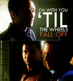 Castle! Esposito and Ryan! love their bromance