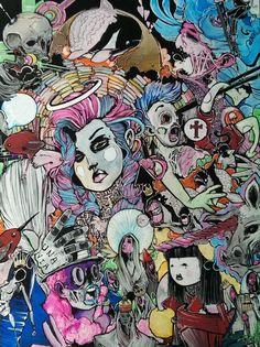 Influence - Mixed - Art and Design - Artstarter