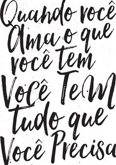 I love my life. Portuguese Quotes, Poster S, Lettering Tutorial, More Than Words, Inspire Me, Sentences, Wise Words, Wisdom, Positivity