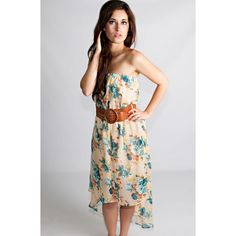 floral fishtail.  perfect for a fancy(ish) summer evening.