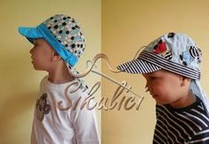 Pirátka - Šikulíci Bandana, Sewing, Hats, Fashion, Bandanas, Dressmaking, Moda, Couture, Hat