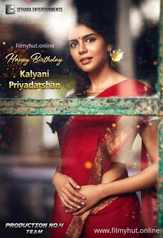 Kalyani priyadarshan new movie shooting started ,for the first time kalyani is going to work in an gangster flick where telugu hero sharwanand will be seen South Indian Actress, Beautiful Indian Actress, Telugu Hero, Gangster Movies, Stylish Girl Images, Girls Image, Latest Pics, New Movies, Indian Beauty