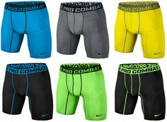 Nike compression shorts, the way to go!