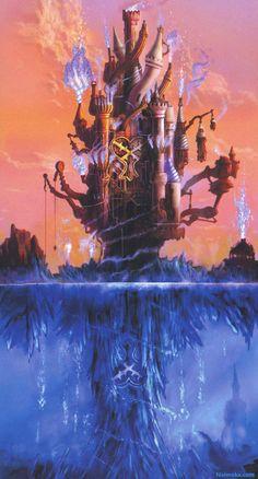 Hollow Bastion ~ Kingdom Hearts, Go To www.likegossip.com to get more Gossip News!