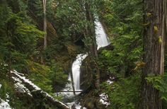 Great waterfall hikes off the beaten path