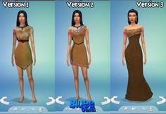 ¡¡NUEVO VÍDEO!!✌ Los Sims 4: #CreandoPersonajes | Pocahontas | Princesas Disney Inspiración | BlueeGames ♦ Aquí→ https://www.youtube.com/watch?v=2dh0WwgPDVw