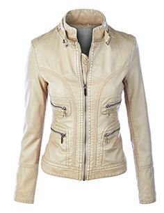LL Womens Vintage Wash Vegan Leather…