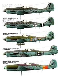 Focke-Wulf evolution: Fw to Ww2 Aircraft, Fighter Aircraft, Military Aircraft, Luftwaffe, Focke Wulf 190, Air Fighter, Aircraft Painting, Ww2 Planes, Aircraft Design