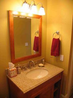 Bathroom Light Fixture Move bathroom light fixture move | bathroom ideas | pinterest