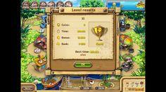 Farm Frenzy Gone Fishing only GOLD (level 35) Веселая ферма Рыбный день (Уровень 35) Золото