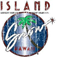 Island Snow, Kailua. Of course. Shave Ice logo from the 80's