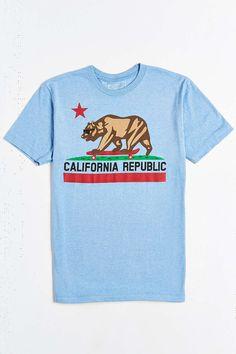 Riot Society Cali Skate Bear Tee