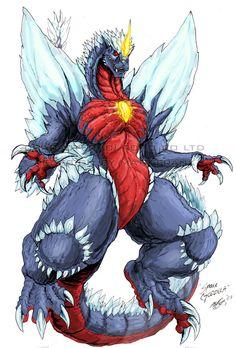 mechagodzilla neo | Re: Monster vs Monster