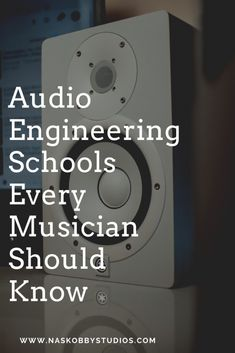 Audio Engineering Schools Every Musician Should Know - Nas Kobby Studios Music Teachers, Music Classroom, Teaching Music, Music Education, Music School, School Fun, Los Angeles Film School, Engineering Schools, Music Bulletin Boards