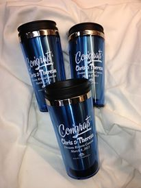 Customized coffee thermoses