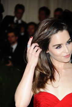 Emilia Clarke   Hair and Hairstyles
